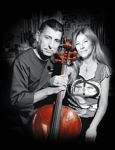 Psarianos Violins Ltd  – Detroit's Premier Provider of Fine